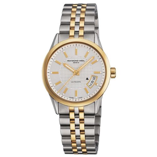 RAYMOND WEIL Freelancer AUTO Gold Gents Watch 2770-STP-65001